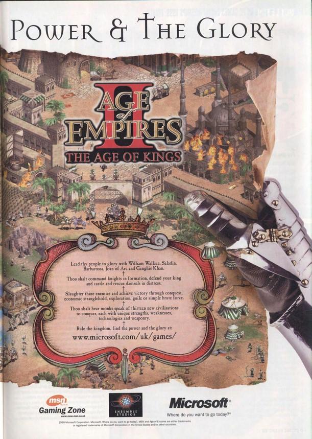 Age Of Empire 2 Zone Telechargement : empire, telechargement, Empires, Kings, Download, GameFabrique