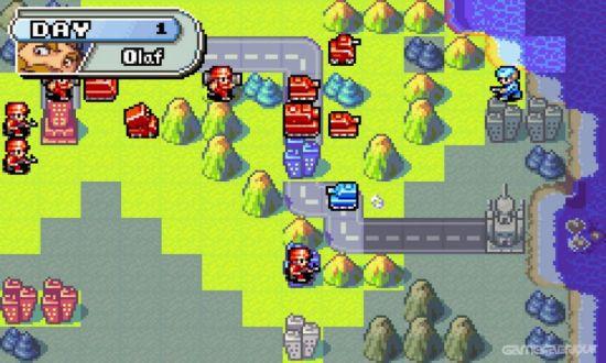 Advance Wars GBA ROM #1