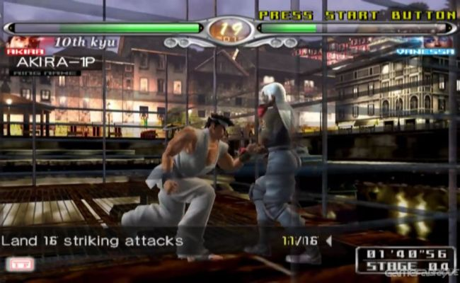 Virtua Fighter 4 Evolution Download Game Gamefabrique