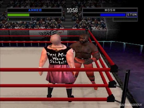 WWF Warzone PS1 ROM #32
