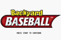 Backyard Baseball Download Game | GameFabrique