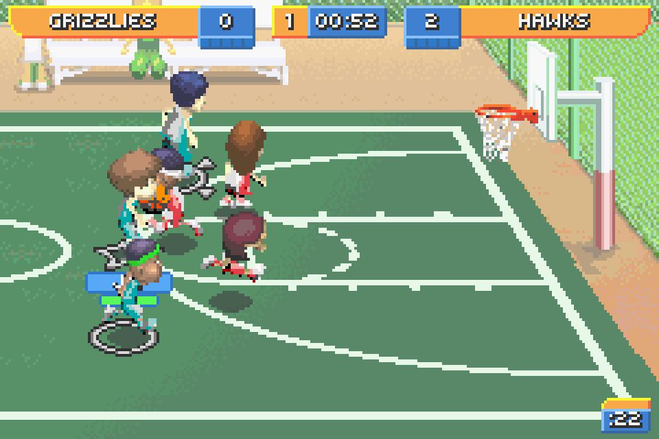 Backyard Sports Basketball 2007 Download Game  GameFabrique