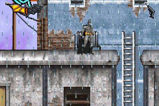 Batman Begins GBA ROM #2