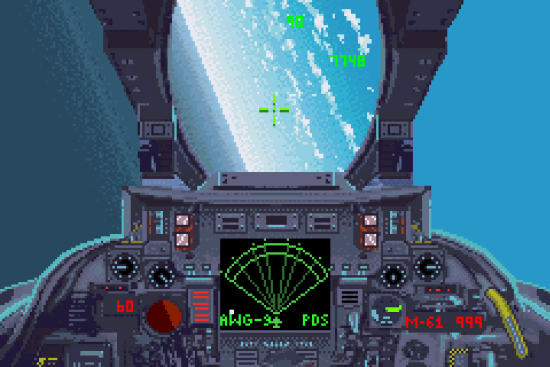 F-14 Tomcat GBA ROM #6