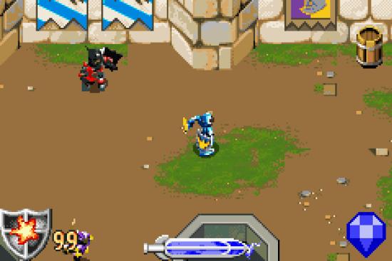 Knights' Kingdom GBA ROM #10