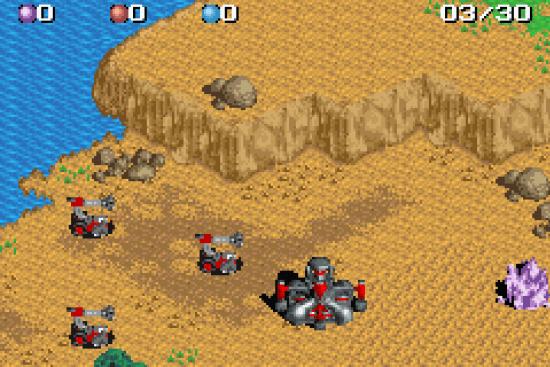 Mech Platoon GBA ROM #12