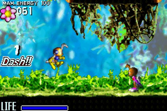 Pinobee  GBA ROM #15