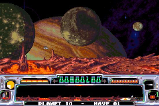 Super Dropzone GBA ROM #20