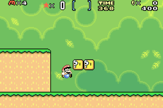 Super Mario Advance 2 - Super Mario World
