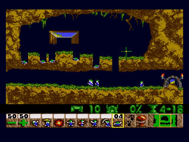 Lemmings Download Game GameFabrique
