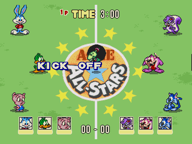 Tiny Toon Adventures Acme All Stars Download Game