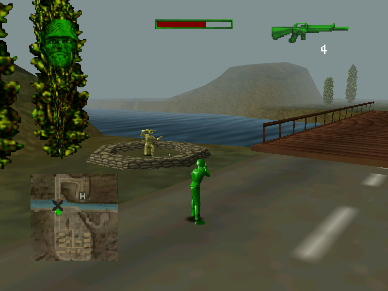 Army Men Sarges Heroes Download Game GameFabrique