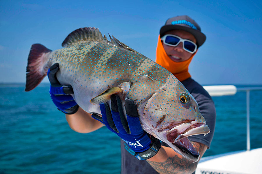 coral-trout_jigging_andaman_race-point-100-rod_shimano-tw-14000-reel_marcel