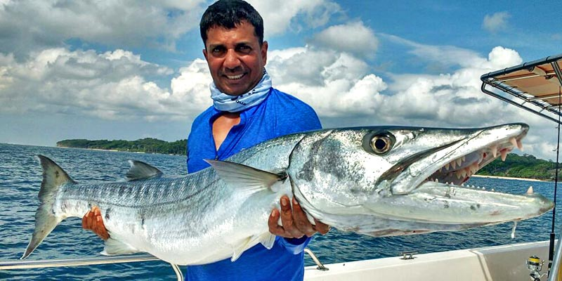 prathap_barracuda_popping_andamans