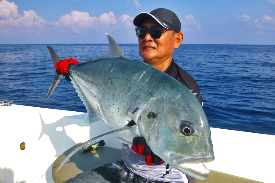 giant-trevally_popping_andaman_carpenter-85-36-rod_shimano-sw-18000-reel_dpy-popper_kim