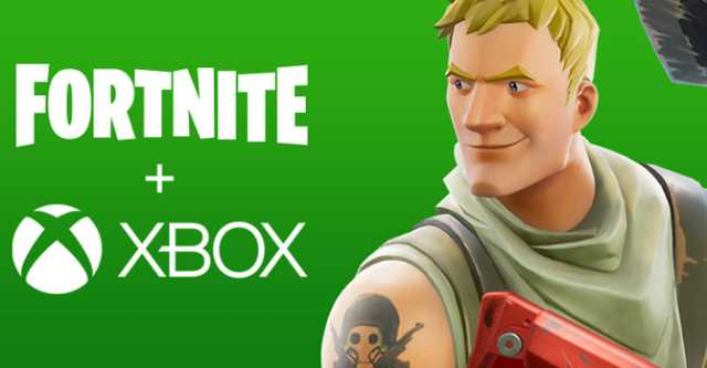 FORTNITE Will Also Support Xbox Cross Platform Play With Mobile And PC