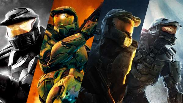 Halo Master Chief Collection - Banner