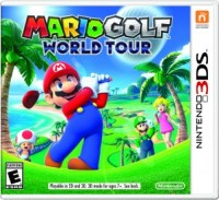Mario Golf World Tour - Box