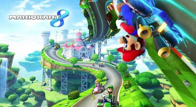 Mario Kart 8 - Banner