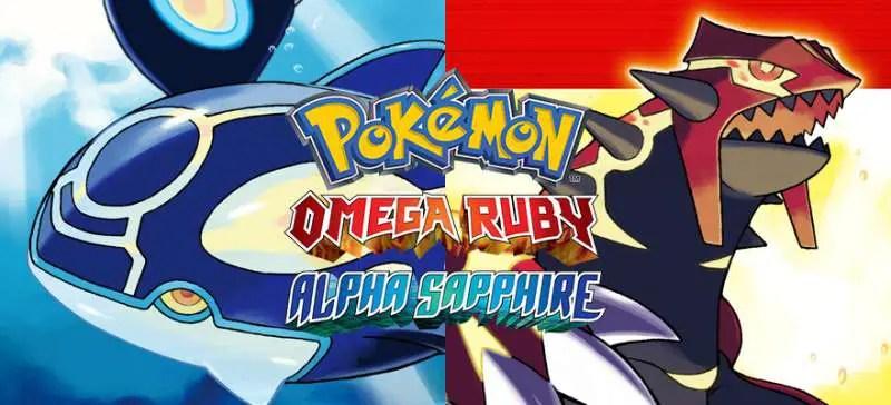 Pokemon Omega Ruby Alpha Sapphire - Banner 2