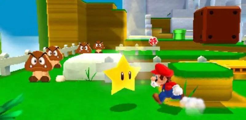 Super Mario 3D Land - 1