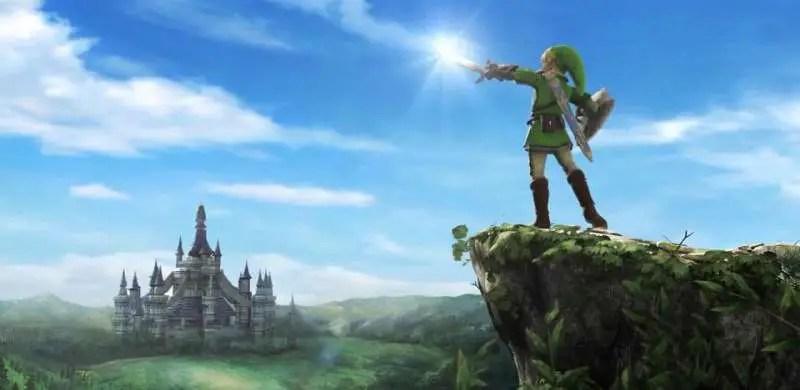 Legend of Zelda Wii U - Hyrule Castle