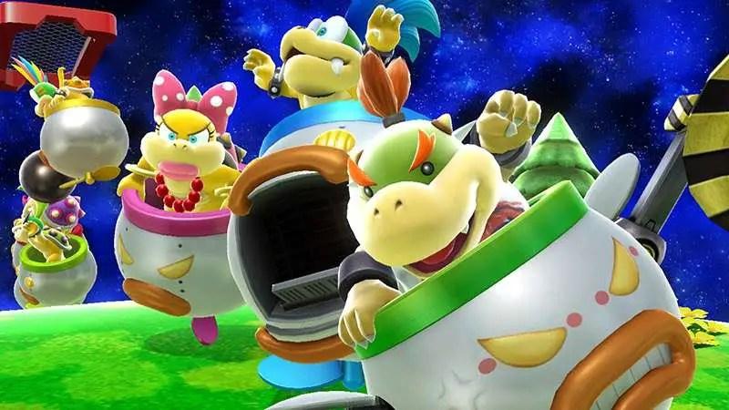 Super Smash Bros Wii U - Bowser Jr