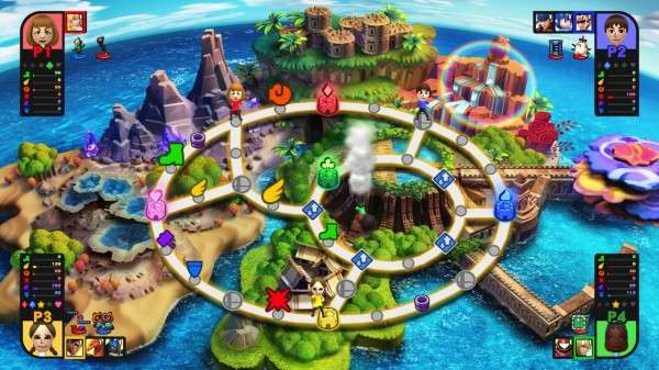 Super Smash Bros Wii U - Smash Tour