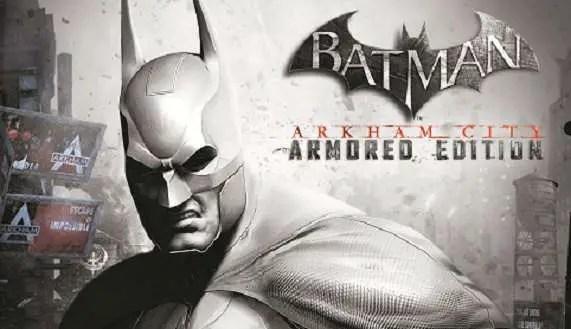 Batman Arkham City Wii U - Banner