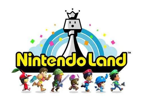 Nintendo Land - Banner