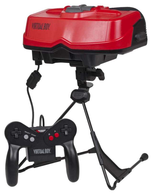 Nintendo-Virtual-Boy-contro