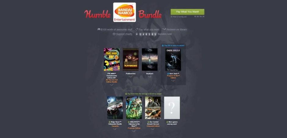 Humble-Bandai-Namco-Bundle