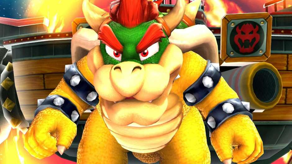 Man named Bowser is now the head of Nintendo of America