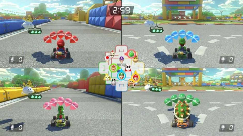 Mario Kart 8 Deluxe Review Game Freaks 365