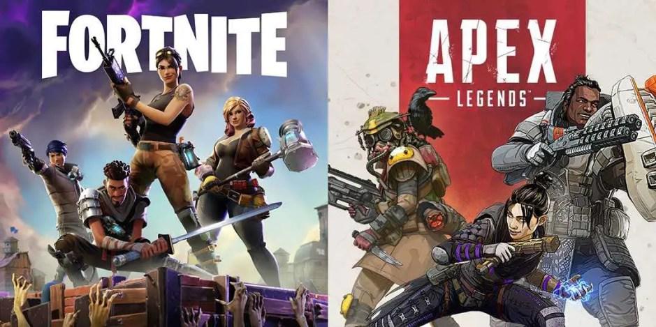 Apex Is Better Than Fortnite Reddit | Fortnite E Free Fire