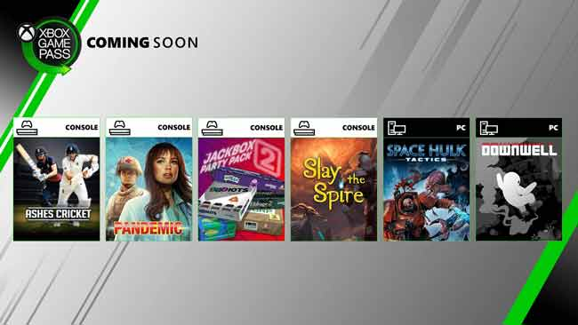 Xbox Game Pass is getting Jackbox Party Pack 2, Downwell ...