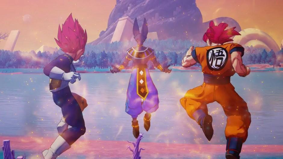 Dragon Ball Z: Kakarot A New Power Awakens Part 1