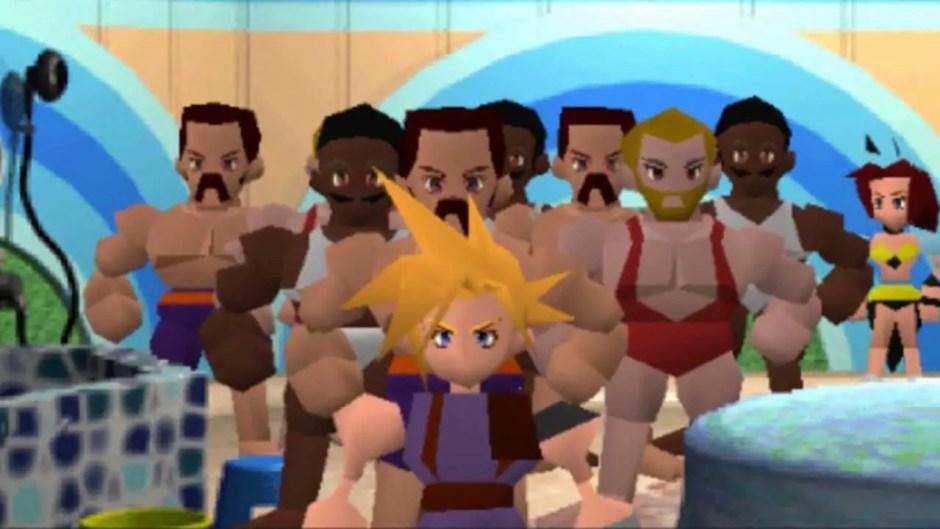 Final Fantasy VII Honey Bee Inn remake