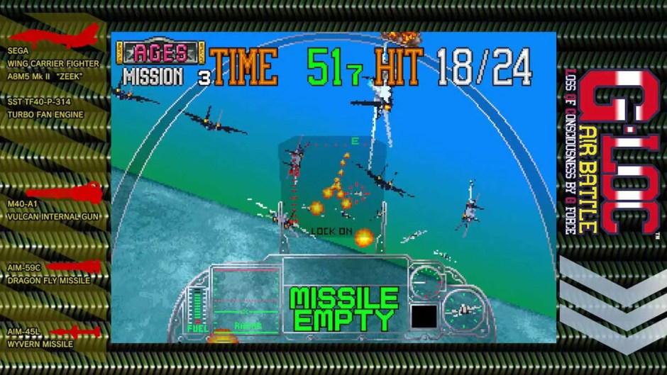 Sega Ages: G-LOC Air Battle