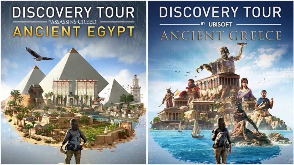 Discovery Tour: Ancient Egypt and Ancient Greece