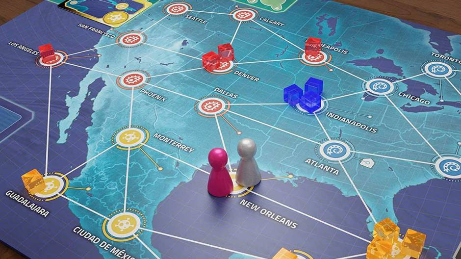 Pandemic: Hot Zone — North America