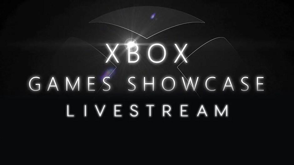 Xbox Games Showcase livestream