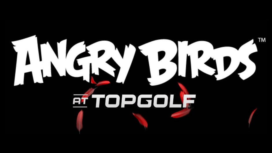 Angry Birds Topgolf