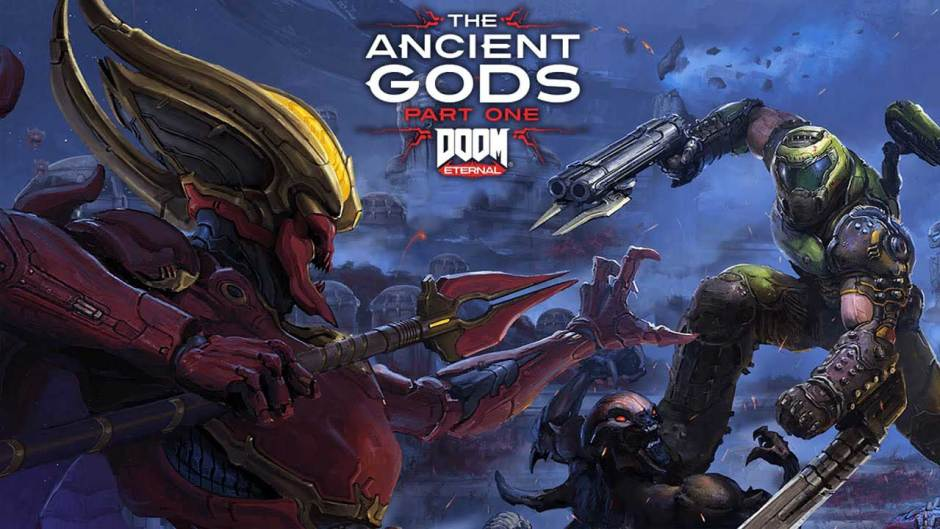 Doom Eternal: The Ancient Gods expansion