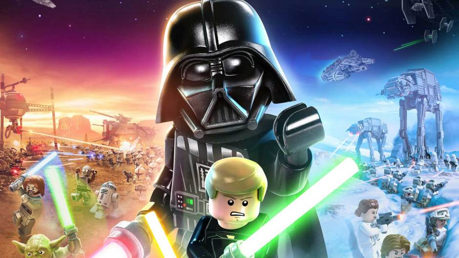 LEGO Star Wars: The Skywalker Saga Deluxe Edition