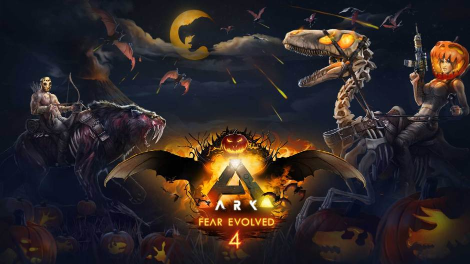 ARK: Survival Evolved Fear Evolved