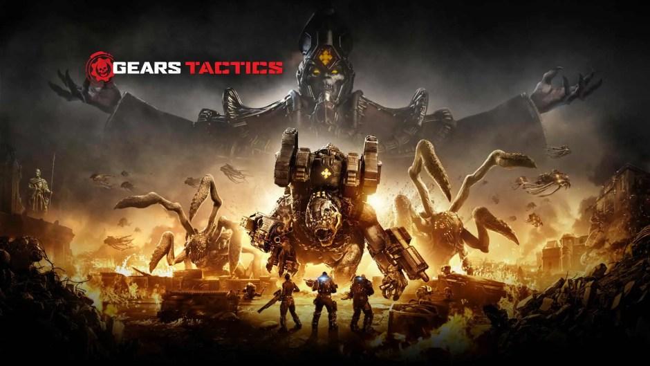 Gears Tactics