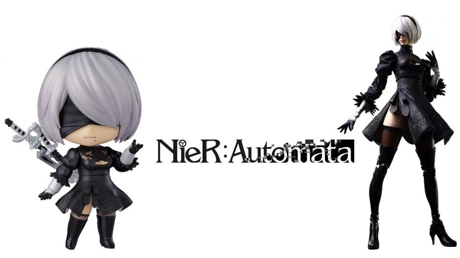 Nier: Automata action figures