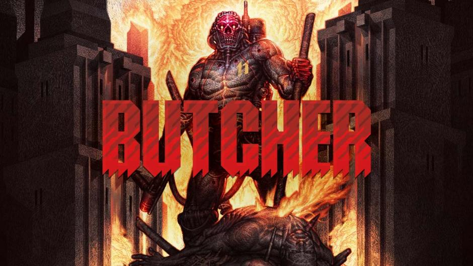 Butcher cover art