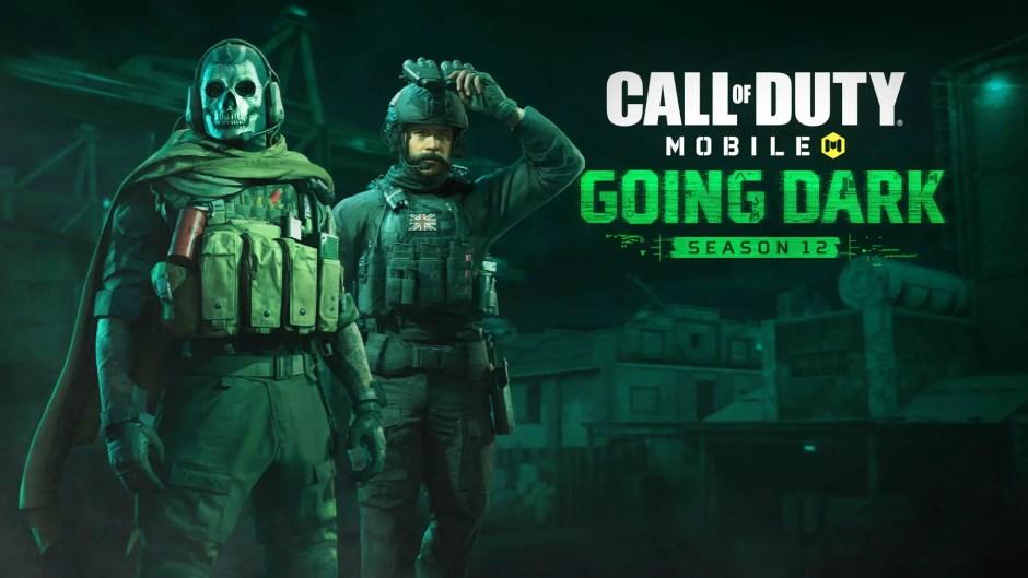 Call of Duty: Mobile Season 12: Going Dark